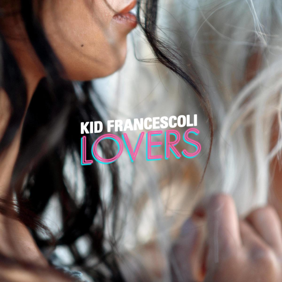 Kid Francescoli Lovers Album Cover Art