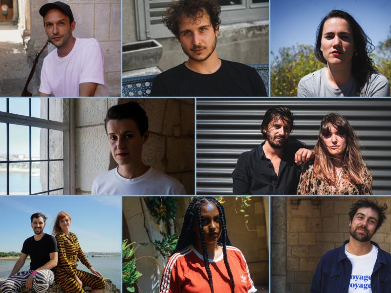 Y'a des Francos dans l'air – Portraits d'artistes
