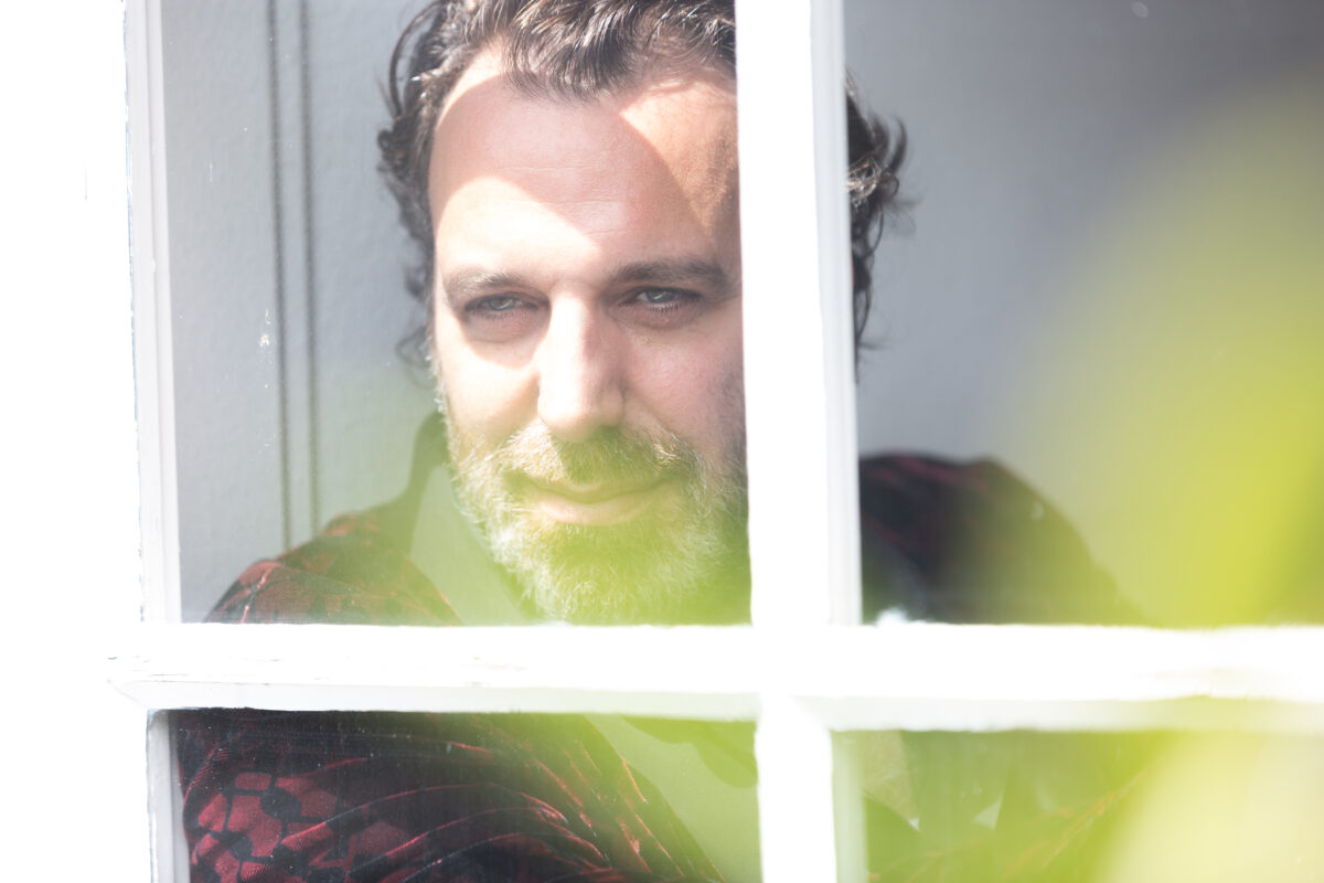 Chilly Gonzales Press Picture