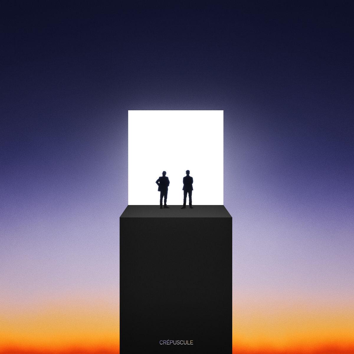 Ausstellung Crépuscule EP Cover Art