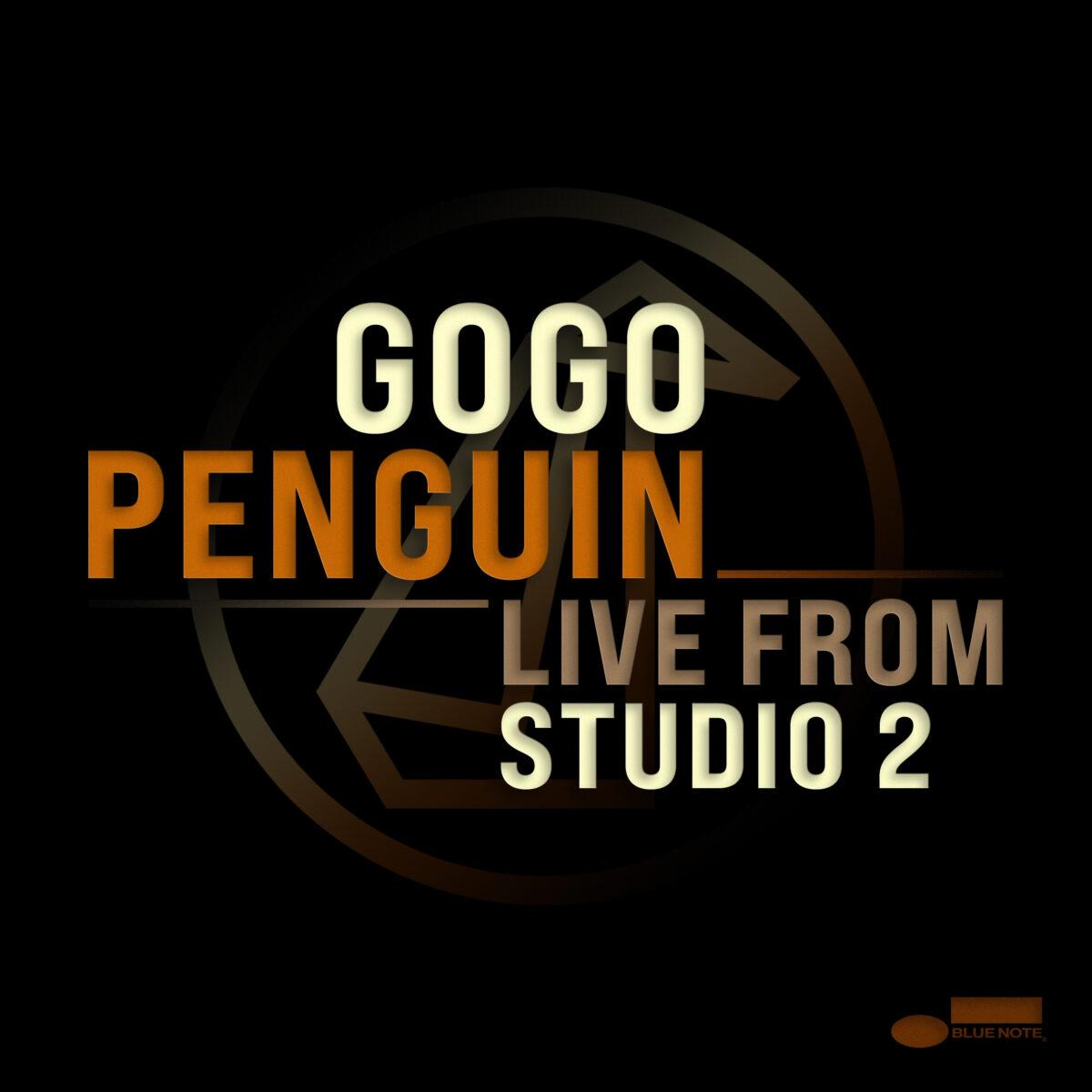 Gogo Penguin Live From Studio 2 cover art