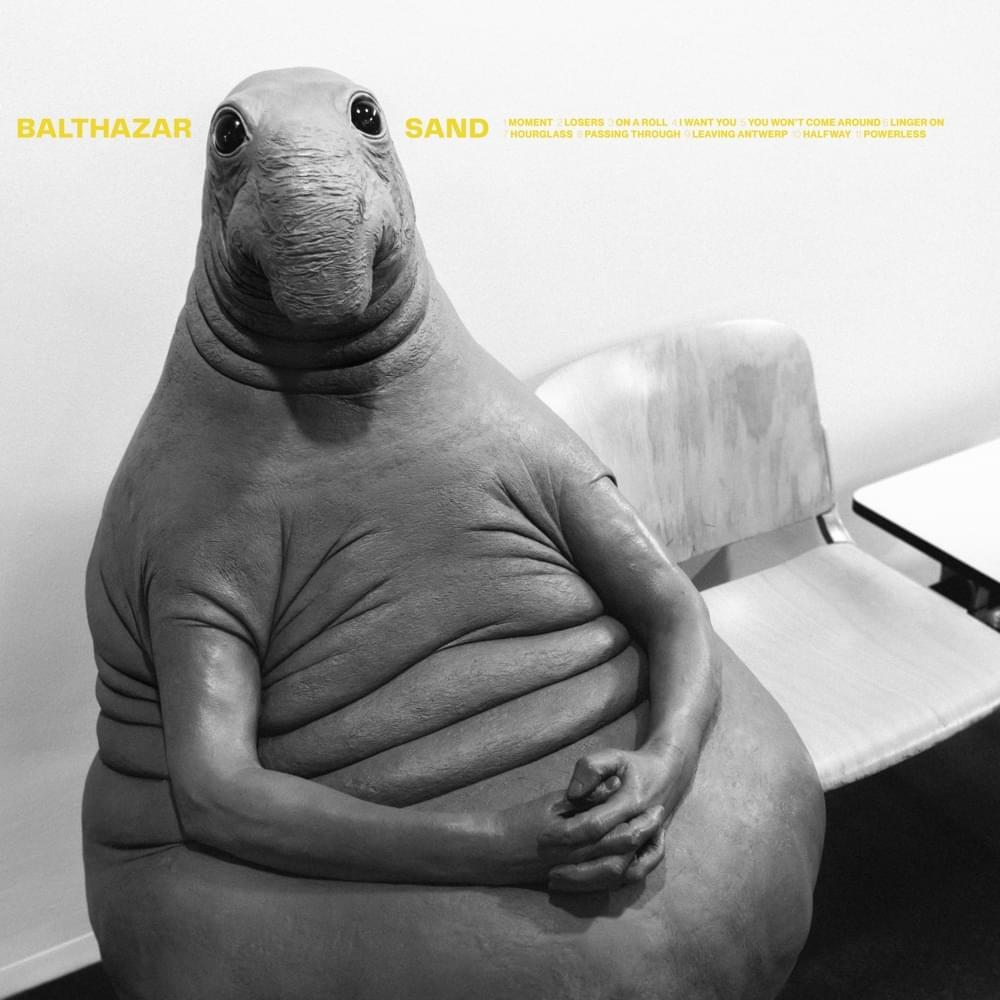 Balthazar Sand Album Cover Art