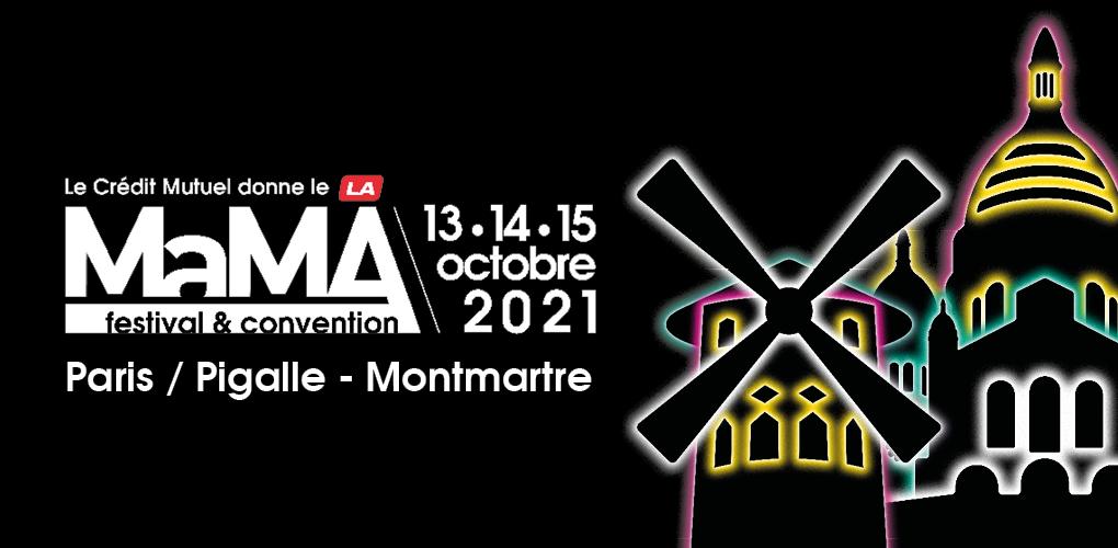 Mama Festival 2021 Paris Pigalle Montmartre